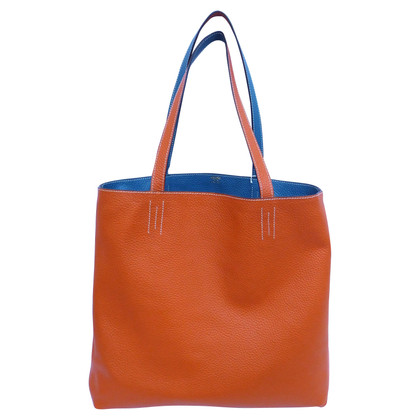 "Hermès Omkeerbare Shopper ""Double Sens"""