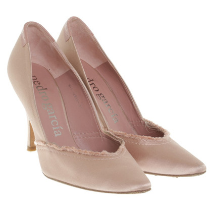 Pedro Garcia Pumps in Rosa