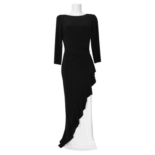 898112532d9abb Ralph Lauren Dress in black and white - Second Hand Ralph Lauren ...
