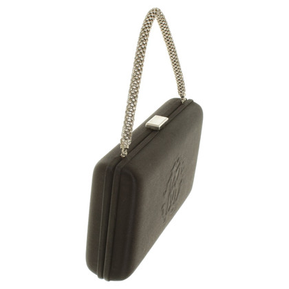 Roberto Cavalli clutch in nero