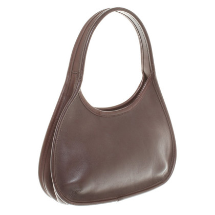 Coach Leather handbag in Brown