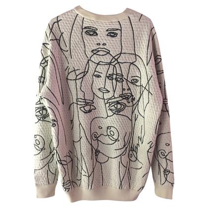 Stella McCartney Stella McCartney sweatshirt decorated