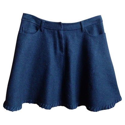 Miu Miu les jupes courtes