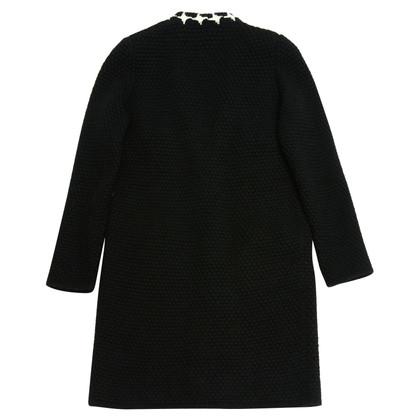 Chanel cashmere coat