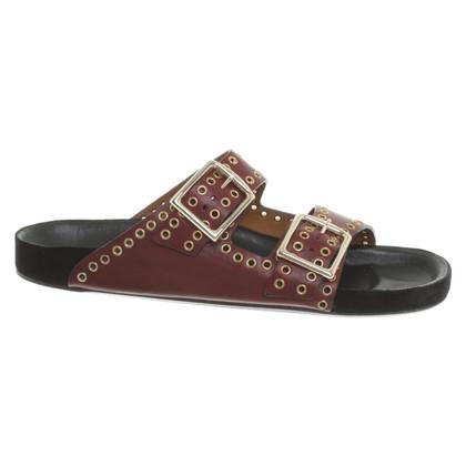 Isabel Marant Sandals with eyelets