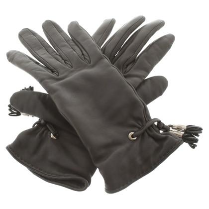 Hermès handschoenen lamsvel