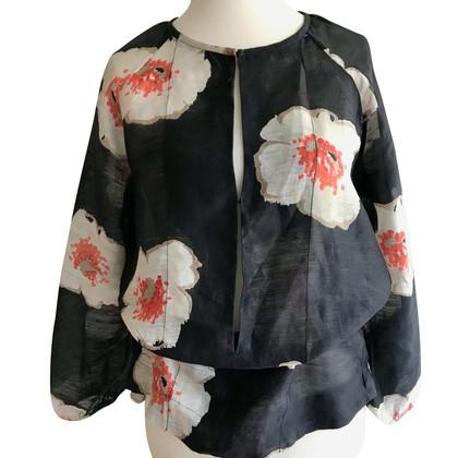 Isabel Marant Etoile Blouse met een bloemmotief