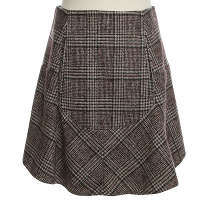 Carven skirt with pattern