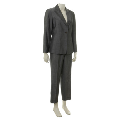 Kenzo Brown flecked Pant suit