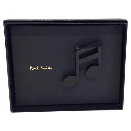 Paul Smith Brosche in Noten-Form