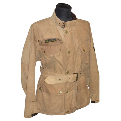 Belstaff Cera Giacca in Brown