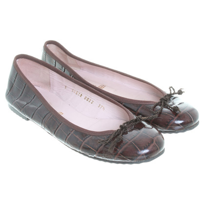 Pretty Ballerinas Ballerina's Brown