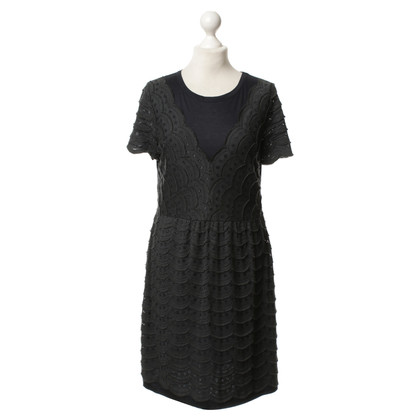 Marc by Marc Jacobs Dress in dark blue/grey