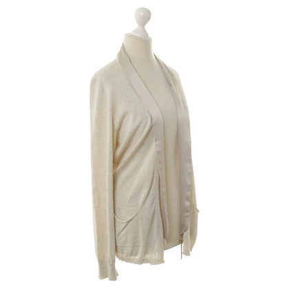 Fabiana Filippi Cardigan in Creme
