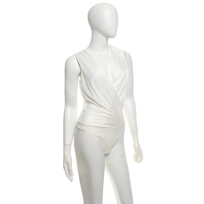 Diane von Furstenberg Body in white