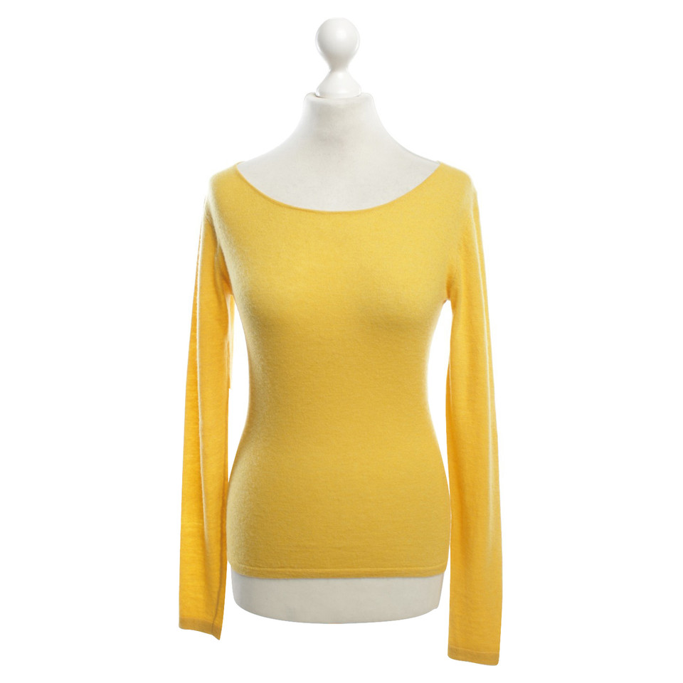 Strenesse Pullover in yellow
