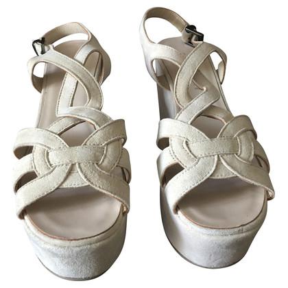 Coccinelle Hoge hak sandaal
