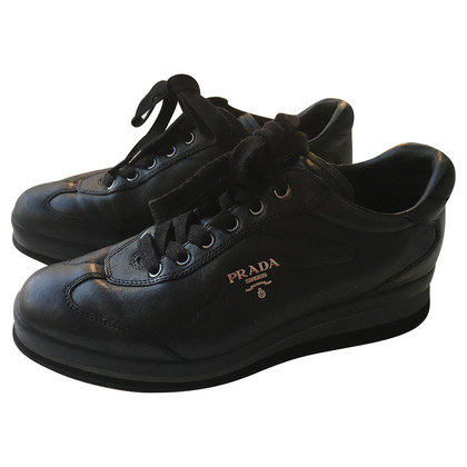 Prada Leather sneaker