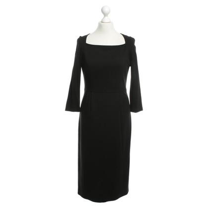 Riani Eenvoudige jurk in zwart