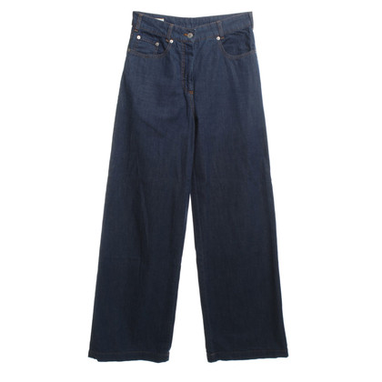 Dries van Noten Marlene jeans in blue