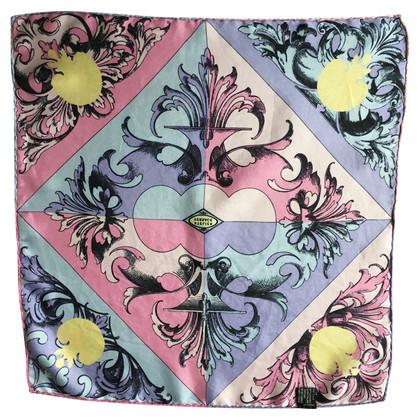 Versace modelli di sciarpa di seta