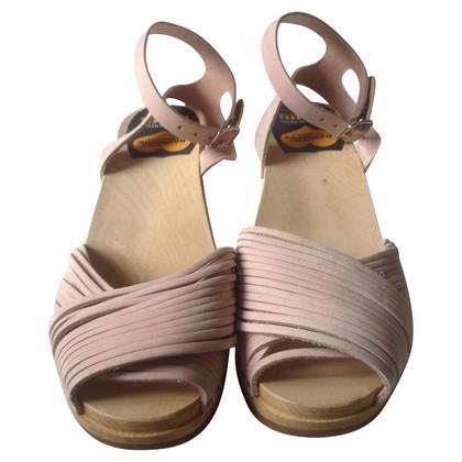 Swedish Hasbeens sandalen