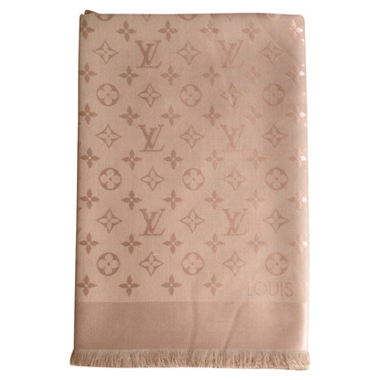 Louis Vuitton Shawl Monogram Capucine
