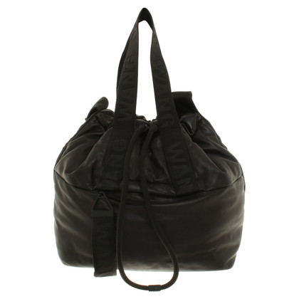 Alexander Wang Shoulder bag in black