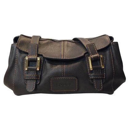 Loewe Lederhandtasche