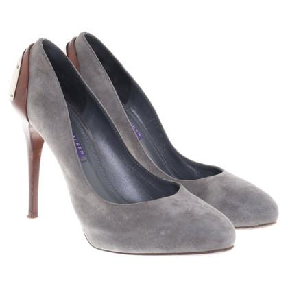 Ralph Lauren pumps in grigio