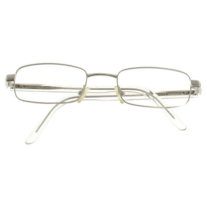 Gucci Silver-colored glasses