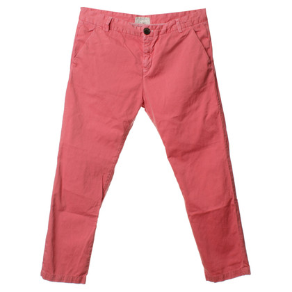 Current Elliott Broek in koraal rood