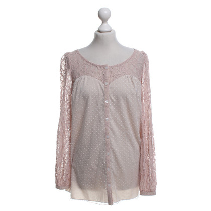 Alice By Temperley Blouse met kant