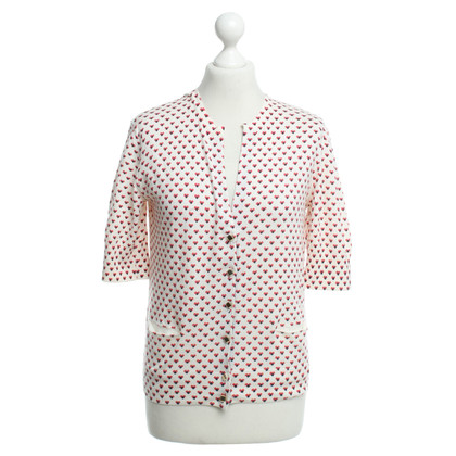 Marc Jacobs Cardigan Heart Print