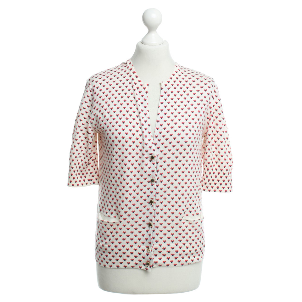 Marc Jacobs Cardigan Cuore Stampa