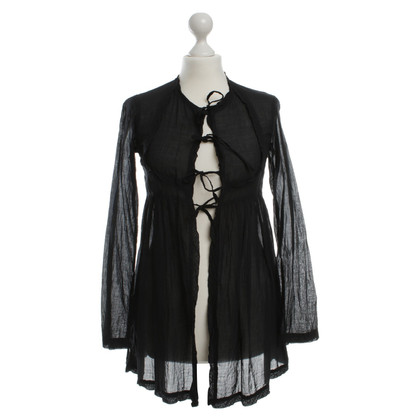 Dries van Noten Blouse lace-up