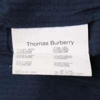 Thomas Burberry Mantel in Grau