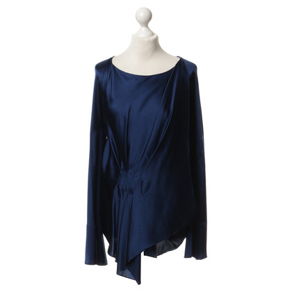 Donna Karan Long sleeve silk