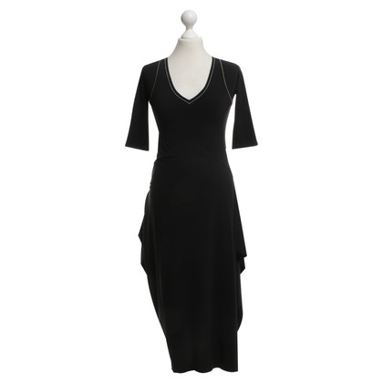 Marithé et Francois Girbaud Dress in black
