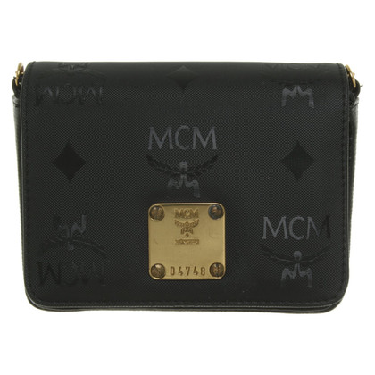 MCM Bag in black