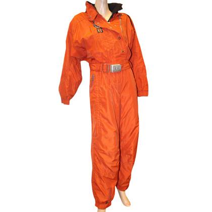 Bogner Skianzug in Orange