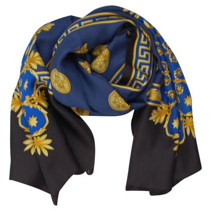 Versace foulard de soie