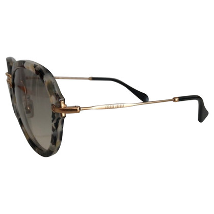 "Miu Miu Sunglasses ""Aviator"""