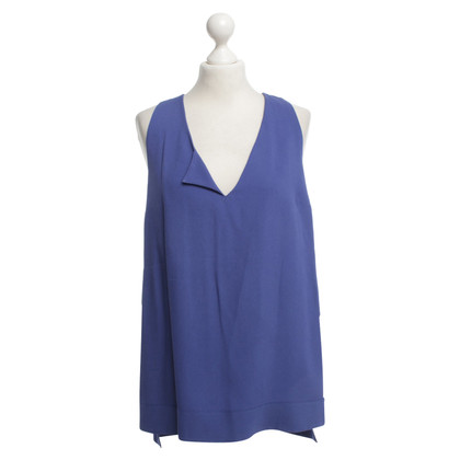 Patrizia Pepe Top in Blauw