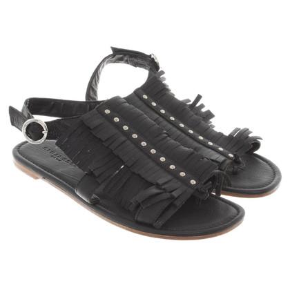 Strenesse Sandals in black