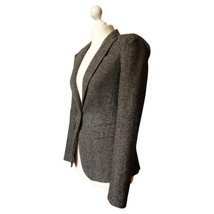 Set wool blazer