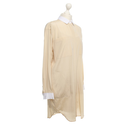 DKNY Shirt Dress in beige