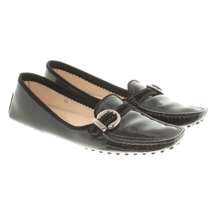 Tod's Patent leather ballerinas