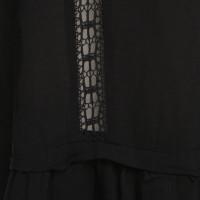 Ella Moss zwarte jurk