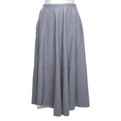 MM6 by Maison Margiela skirt imitation leather